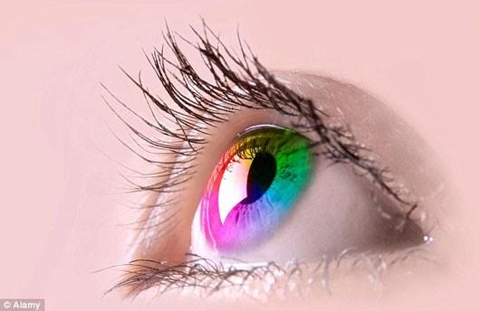 Đôi mắt tiết lộ điều gì về khả năng chịu đau và tửu lượng của bạn? - anh 1