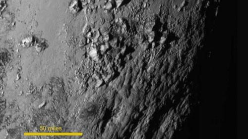 Video: Cận cảnh Sao Diêm Vương gây chấn động giới khoa học - anh 1