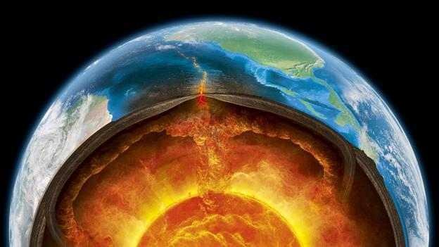 Tồn tại đại dương rộng lớn cách mặt đất 644km? - anh 1