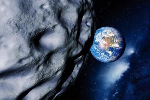 Ngày mai, tiểu hành tinh chứa 90 triệu tấn bạch kim sẽ lướt qua Trái đất - anh 1