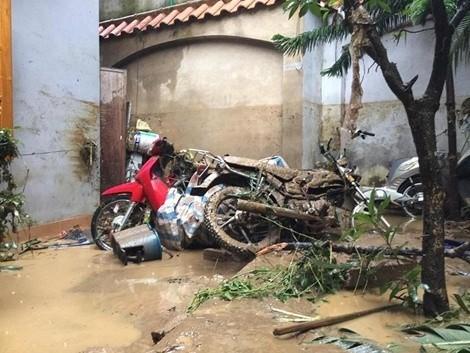 Điện Biên: Vỡ đập gây lũ quét cuốn trôi nhiều người và tài sản - anh 3