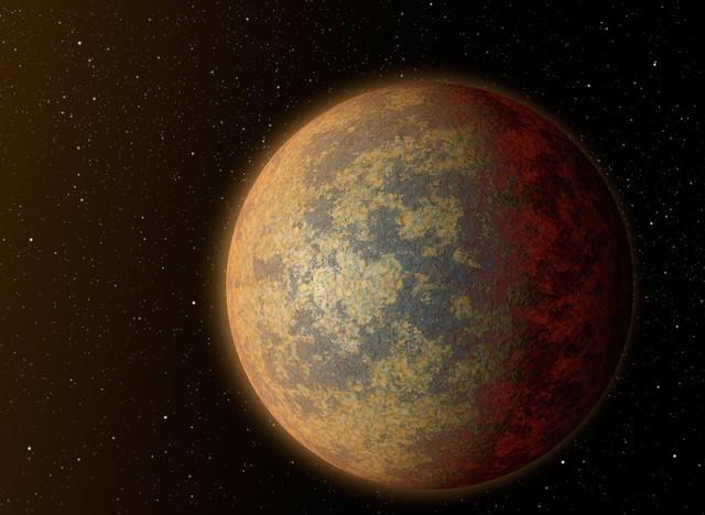 Lại phát hiện ra hành tinh giống Trái Đất chỉ cách 21 năm ánh sáng - anh 1