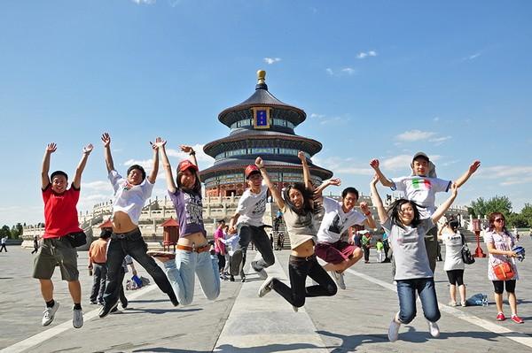 Các loại học bổng Trung Quốc hấp dẫn du học sinh nước ngoài - anh 1