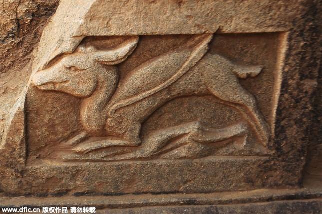 Phát hiện ngôi mộ quý tộc thời nhà Tống tinh xảo hiếm có - anh 3