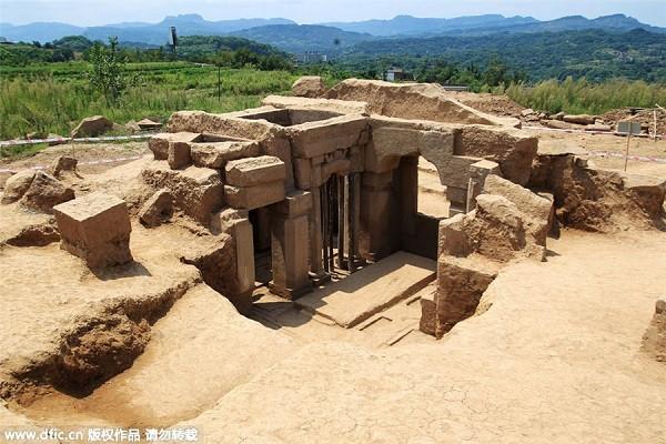 Phát hiện ngôi mộ quý tộc thời nhà Tống tinh xảo hiếm có - anh 4