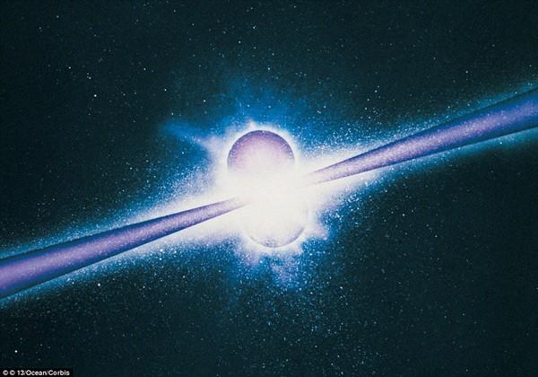 Phát hiện vòng tròn bí ẩn cách Trái Đất 5 tỷ năm ánh sáng - anh 1