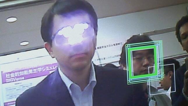 Nhật Bản đi đầu trong phát triển kính chống nhận dạng khuôn mặt - anh 2