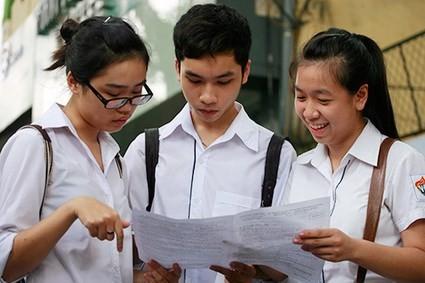 Danh sách hồ sơ xét tuyển của 150 trường Đại học, Học viện (cập nhật) - anh 1