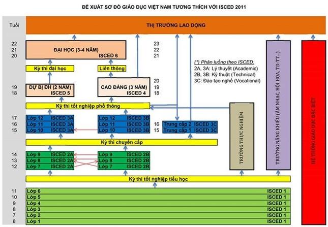 TS Lương Hoài Nam góp ý cho dự thảo Chương trình giáo dục phổ thông tổng thể của Bộ GD-ĐT - anh 2