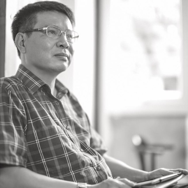 TS Lương Hoài Nam góp ý cho dự thảo Chương trình giáo dục phổ thông tổng thể của Bộ GD-ĐT - anh 1
