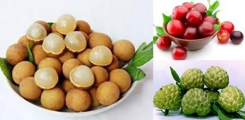 Điểm mặt 6 loại trái cây càng ăn càng hại sức khỏe - anh 1