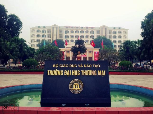Điểm chuẩn Đại học Thương Mại năm 2015 - anh 1