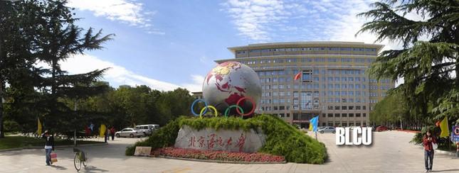 Đại học ngôn ngữ và văn hóa Bắc Kinh (BLCU) - anh 1
