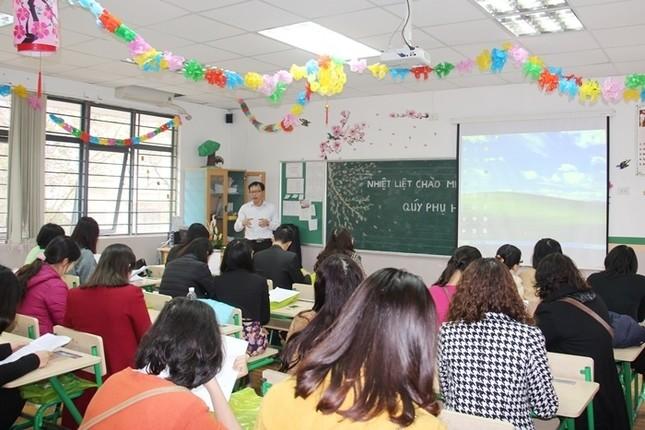Sở GD-ĐT Hà Nội quy định các khoản thu chi đầu năm học - anh 1