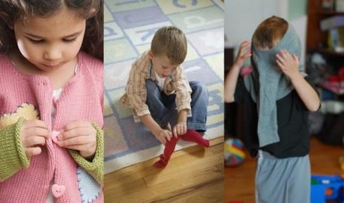 4 kỹ năng cần thiết trước khi bé đi nhà trẻ - anh 2