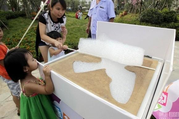Phát minh máy làm mây nhân tạo gây sốt ở Trung Quốc - anh 5