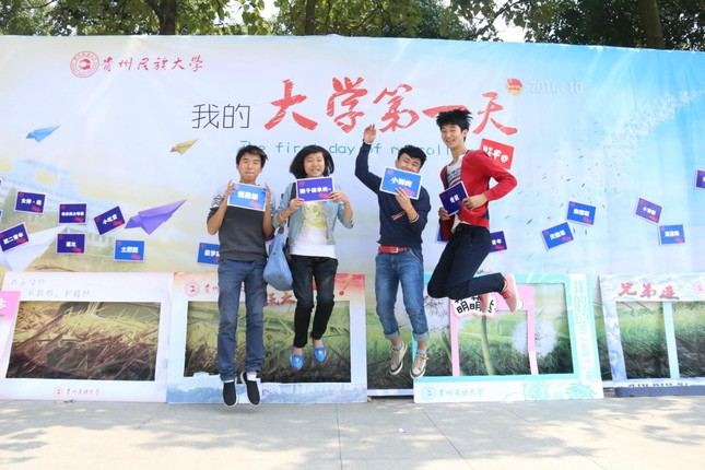 Du học Trung Quốc: Xin học bổng toàn phần khi chưa có bằng tốt nghiệp THPT? - anh 1