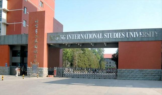 Học viện Quốc tế Bắc Kinh - anh 1