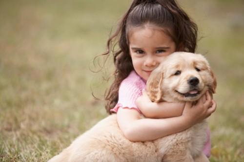 Kỹ năng sống: Làm sao để chơi an toàn với thú cưng? - anh 1