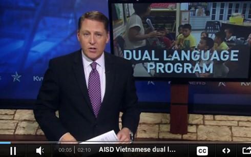 Mỹ: Thêm một trường tiểu học dạy toán bằng tiếng Việt - anh 1