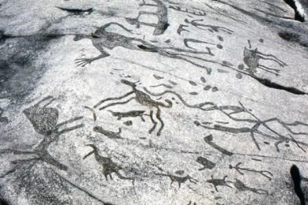 Truy tìm nguồn gốc vách đá huyền bí 3.000 năm tuổi ở Canada - anh 4