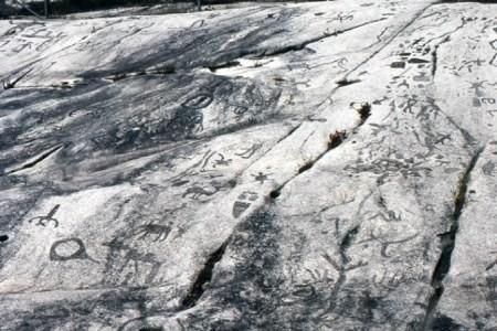 Truy tìm nguồn gốc vách đá huyền bí 3.000 năm tuổi ở Canada - anh 2