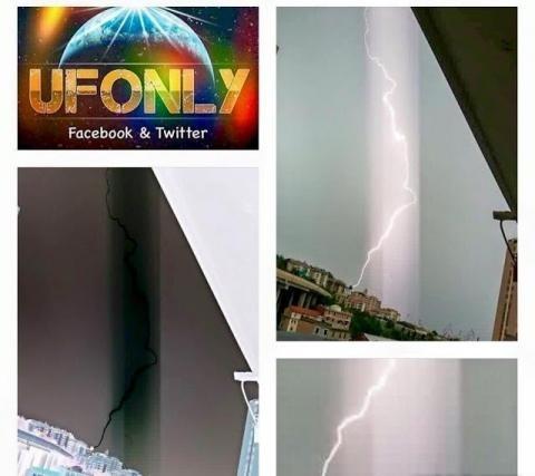 Cột sáng bí ẩn xuất hiện khắp nơi trên toàn thế giới - anh 6