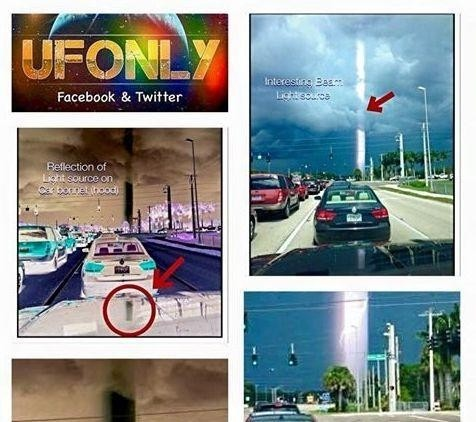 Cột sáng bí ẩn xuất hiện khắp nơi trên toàn thế giới - anh 5