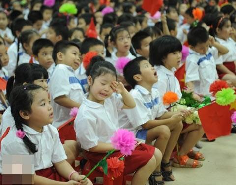 3 điều giản dị nước Nhật dạy học sinh ngày khai giảng - anh 1
