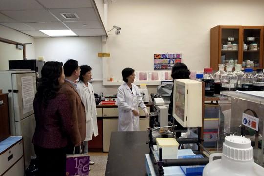 Đại học Y Thượng Hải - Shanghai Medical College of Fudan University - anh 1