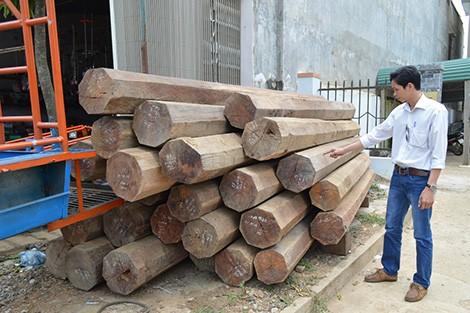 Đắk Lắk: Phát hiện 5,5m3 gỗ lậu quý hiếm trong nhà nguyên bí thư huyện - anh 5