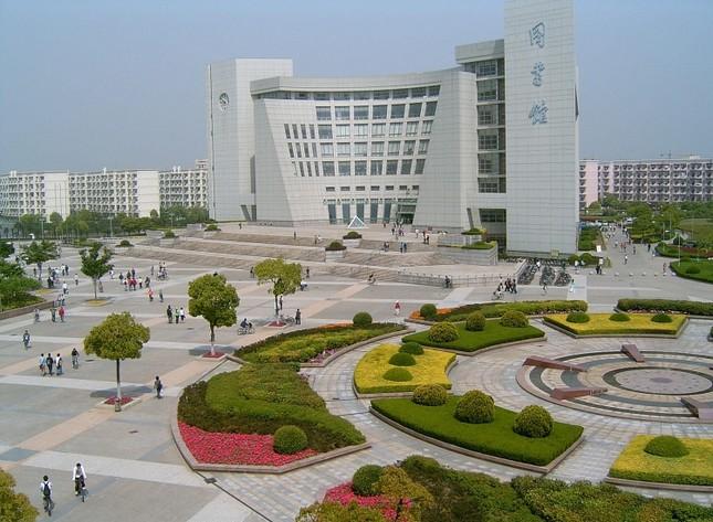 Du học Trung Quốc: Đại học Thượng Hải - anh 1