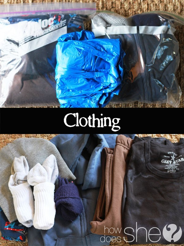 """Học lỏm mẹ Tây cách chuẩn bị """"túi sinh tồn"""" cho con trong trường hợp khẩn cấp - anh 7"""