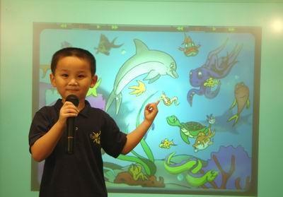 Cách tạo tình huống mô phỏng kích thích kỹ năng giao tiếp ở trẻ - anh 1