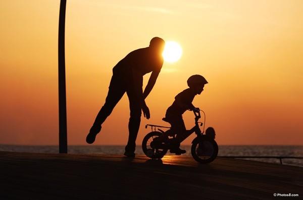 Những bài học cuộc sống chỉ bố mới có thể dạy con - anh 2