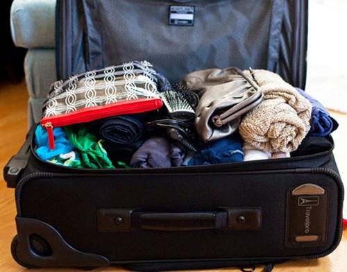 Mách bạn nghệ thuật sắp xếp hành lý đi du học - anh 1