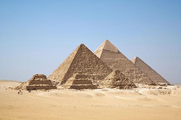 Những điều thú vị về kim tự tháp không phải ai cũng biết - anh 1