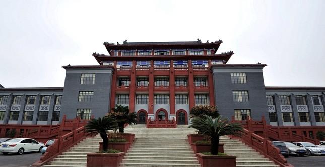 Đại học Tứ Xuyên - anh 1