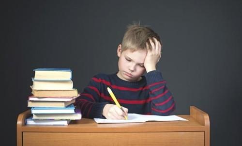 Tuyệt chiêu giúp trẻ giảm căng thẳng khi tới trường - anh 3