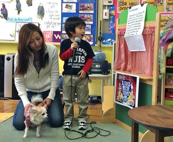 Cận cảnh một giờ học về thiên nhiên của trẻ mẫu giáo Nhật - anh 11