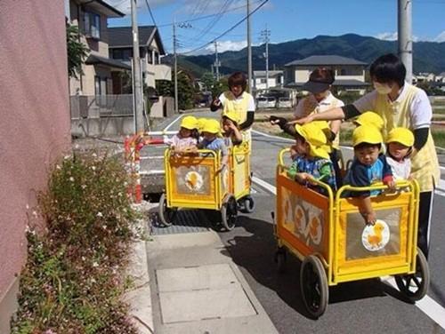 """Những điều khiến mẹ Việt """"sốc"""" khi cho con học mầm non ở Nhật - anh 1"""