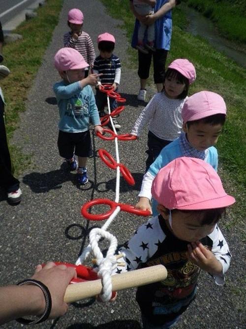 """Những điều khiến mẹ Việt """"sốc"""" khi cho con học mầm non ở Nhật - anh 3"""