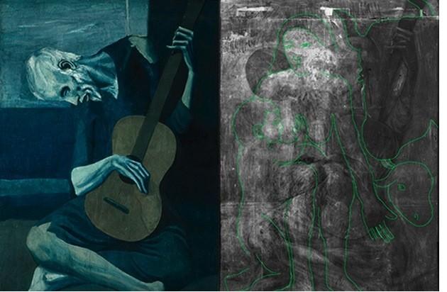 Những bí ẩn lý thú giấu sau các bức họa nổi tiếng thế giới - anh 2