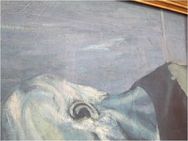 Những bí ẩn lý thú giấu sau các bức họa nổi tiếng thế giới - anh 3