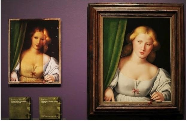 Những bí ẩn lý thú giấu sau các bức họa nổi tiếng thế giới - anh 6