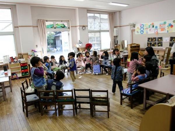 Trải nghiệm một ngày đi học tuyệt vời của trẻ ở trường mầm non Nhật Bản - anh 8