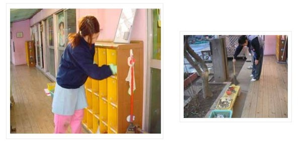 Trải nghiệm một ngày đi học tuyệt vời của trẻ ở trường mầm non Nhật Bản - anh 9