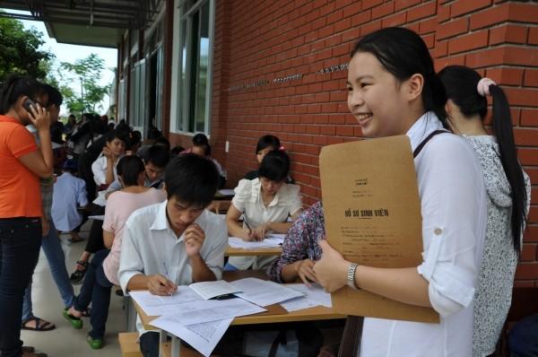 ĐH Huế công bố điểm trúng tuyển nguyện vọng bổ sung đợt 2 - anh 1