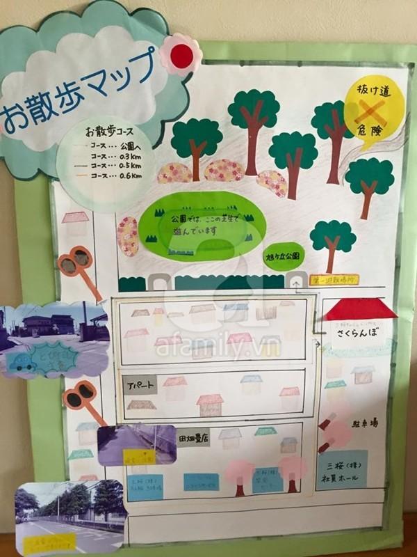 Những chuyện thú vị chỉ có ở mầm non Nhật Bản - anh 1