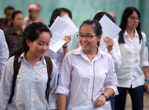Đề thi THPT quốc gia 2016 sẽ tăng cường câu hỏi mở - anh 1